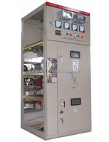High degree of protection XGN low voltage electric distribution cabinet