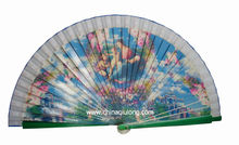 2012 Fashional wooden hand Fans for gifts and wedding