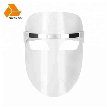 Shenzhen Siken 3D pdt led light therapy mask home use anti-acne SKB-1518