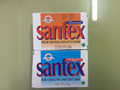 90g santex blue and orange color bath healthy best soft skin soap