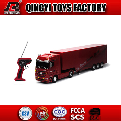 2014 hot rc car for sales heavy truck newest toys