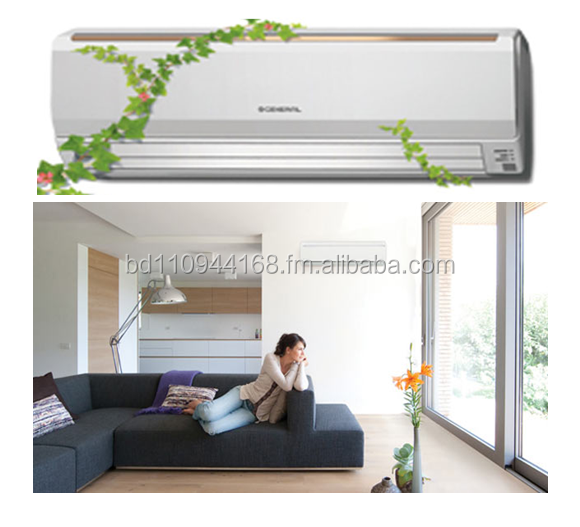 General Brand Split 1.5 Ton Air Conditioner in Bangladesh.