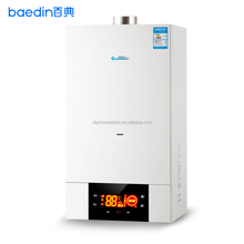 European-style intelligent temperature control condensing series gas wall hung boiler