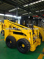 JC60 jc skid loader,china bobcat,engine power 60hp,loading capacity 850kg