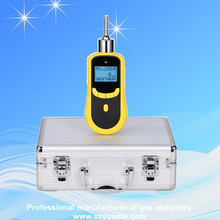 Mini size LCD display C6H6 benzene toxic gas detector