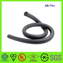 Rubber foam heat resistant air conditioner pipe cover