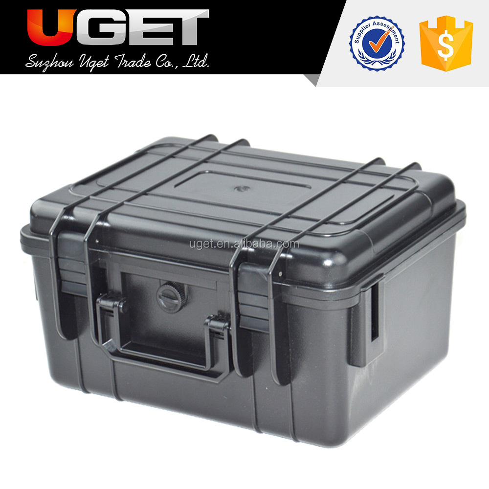 Wholesale waterproof plastic hard equipment storage case