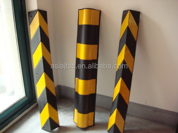 Fast supplier hotsale rubber wall guard corner protector