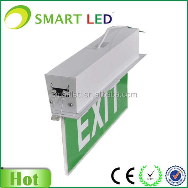 Programmable LED Sign CE RoHS SAA 3 Years Warranty Best Quality Rechargeable Emergency light