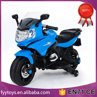 Hot Christmas season gift ride on motor bike baby electric motorcycle for sale cool kids battery power cars