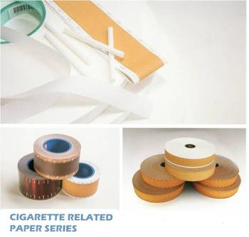 CIGARETTE RELATED PAPER SERIES