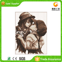 Wholesale Decorative Wall Art Abstract Diy Diamond 3D Pictures For Kids