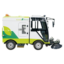 Road Cleaning Road Sweeping Machine