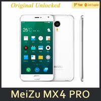 "0510 Meizu MX4 Pro Cell Phones 5.5"" 2560x1536 Octa Core 2.0GHz 3GB RAM 16/32GB ROM 4G TD FDD LTE 5.0MP 20.7MP Camera OTG"