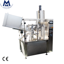 Mic R60 European standards automatic plastic tube filling sealing machine for cosmetic and cream