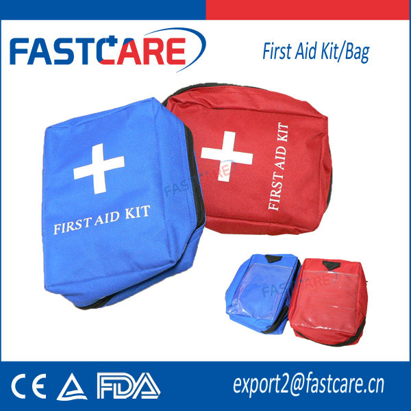 Emergency Personal First Aid Kit Bag CE FDA