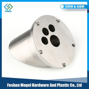 China Custom High Quality Aluminum Cnc Machining Service Prototyping