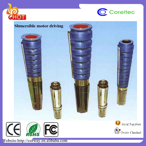 Deep Well Water Submersible Pump Systems High Pressure Pumps