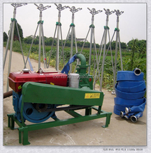 New condition movable sprinkler irrigation system equipment