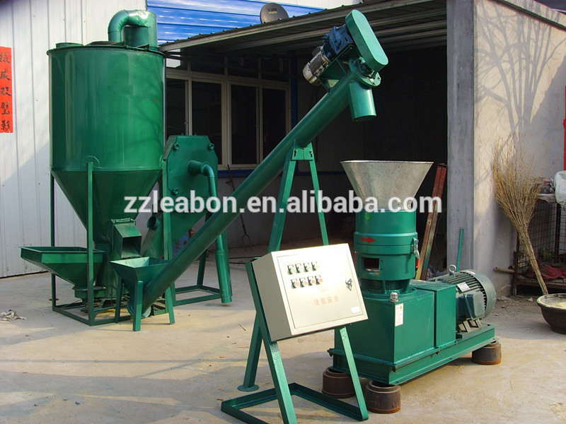 Stock Raising Feed Pellet Making Floating Fish Food Machine Production Line