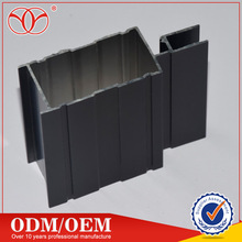 General Aluminum Window Double Tempered Glass Sliding System Sliding Aluminum Extrusion Profiles for Windows and Doors