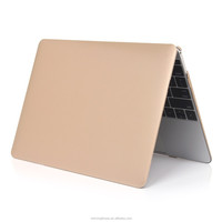 Eco-friendly Gold Metal Oil Case PC Shell Cover Case For Mac Book Air Retina Pro