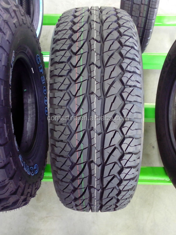 China Car Tyre SUV UHP 4x4 tyre winter car tyre31 10.50R15LT