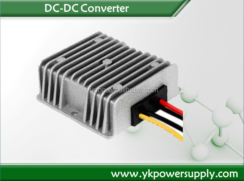 Step down converter 36v to 5v dc / dc converter for motorcycles