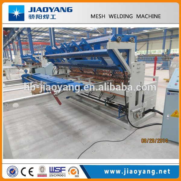 automatic WIRE MESH FENCE welded machine