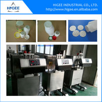 cosmetic plastic tube sealing machine