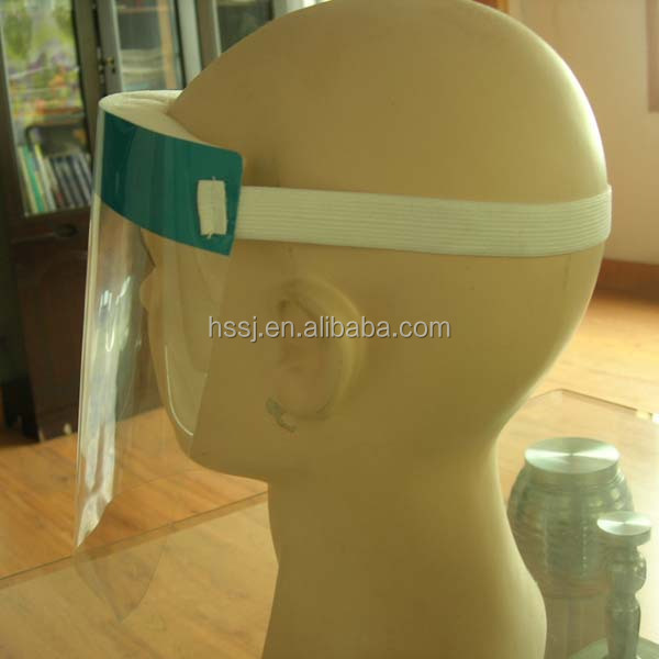 OEM MZ-5 cheap disposable medical face shield for dental