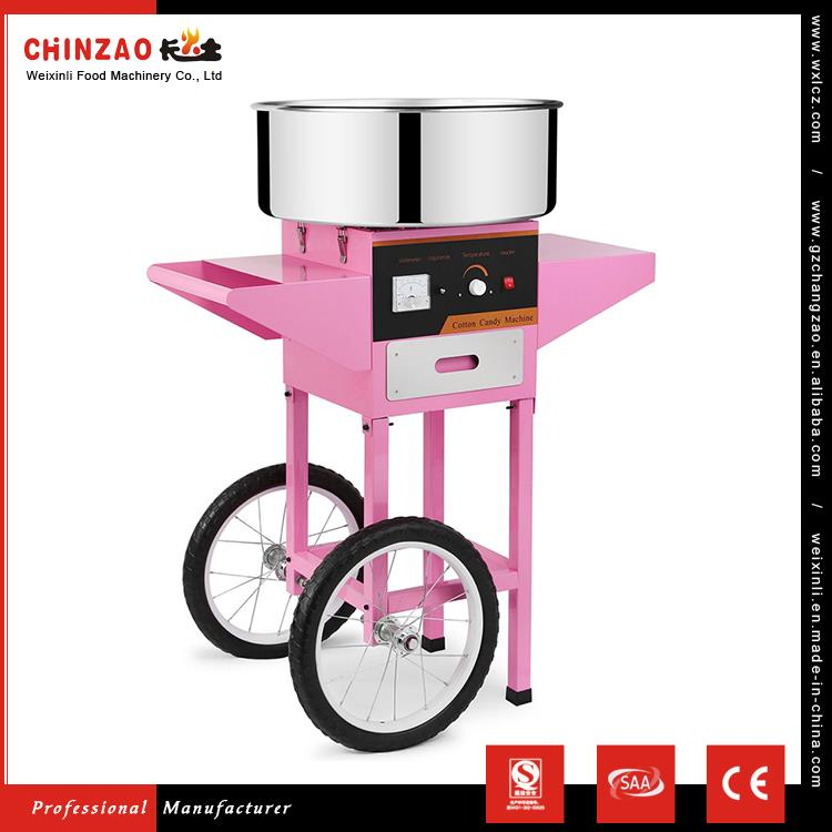 CHINZAO Chinese Price Products Commercial Electric Candy Floss Machine Parts
