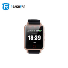 High quality gps gprs watch true waterproof watch phone with gps locator
