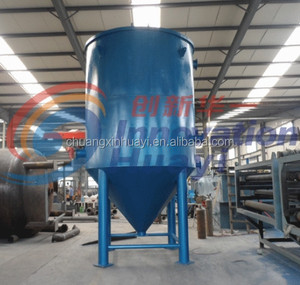 Metal Wastewater filtration and purification sewage water treatment