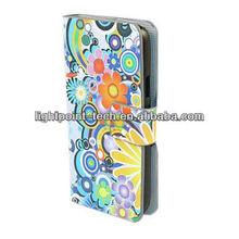 hot selling for Samsung S4 2013 Leather Case