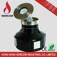 24V LED Swimming Pool light IP68 Housing Stainless Steel 316
