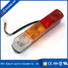 12V TCM Forklift 230*60MM Three-Color Five Wires Tail Light HX-003 Guangan Code A.J.03.1212A