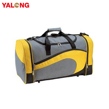 New Style 600D Polyester Young Mens Sport Travel Duffel Bag For Sale