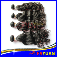 Noble and graceful wholesale cheap brazilian loose deep wave hair weave