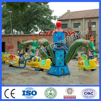 Children Game Theme Park Rides Swing Octopus Ride For Sale