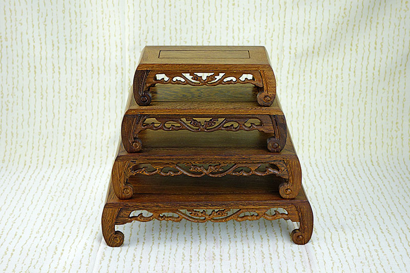 Rectangular top rated items art craft carved wood serving tray