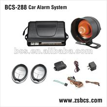 BCS-288 one-way car alarms with basis function