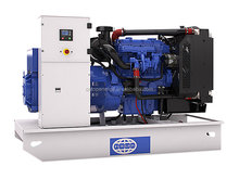 P40-3S Single Phase 36kw/36kva , 60Hz 40kw Low fuel consumption FG Wilson AC Generator 220v