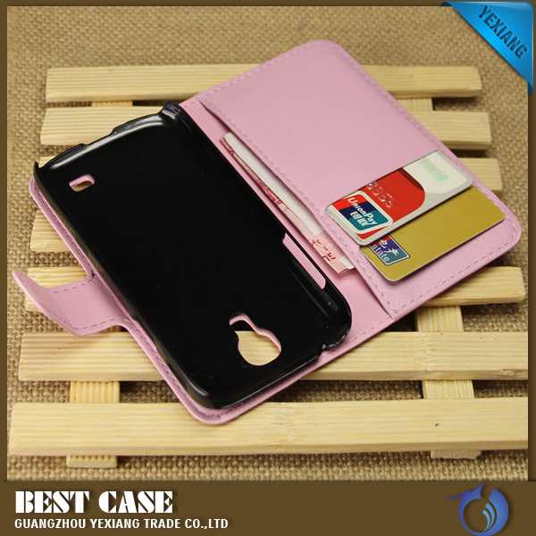 wholesale china factory flip case for samsung galaxy s4 mini cover made in china