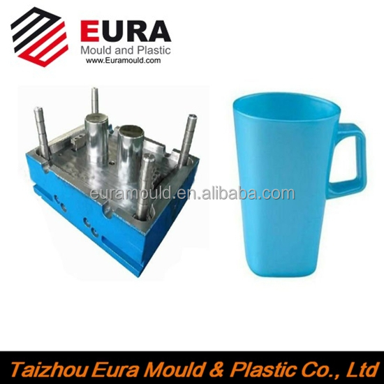 high quality plastic Injecting drinking pot mold ,tea cup injection mould maker