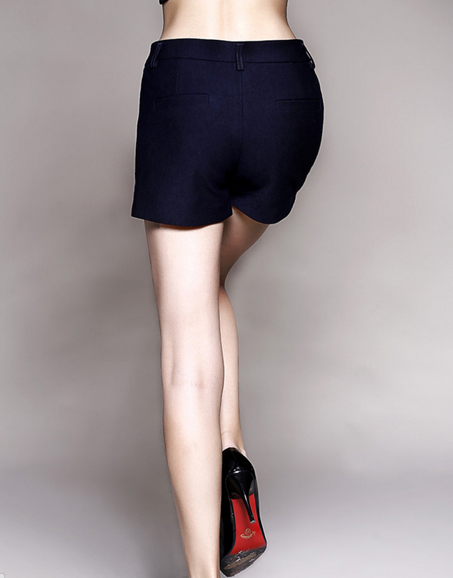New arrival Women's slim and casual ladies short pants wholesale OEM service