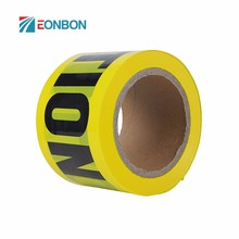 EONBON Waterproof PE Safety Cable Warning Tape