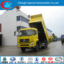 New condition dumper DF tipper trucks manufacturers price tipper large capacity tipping truck china coal trucks for sale