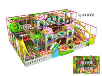Used ship sale indoor playgroundr wooden kids games plastic slide playground equip...