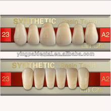 Factory Acrylic dentures false teeth material with CE and ISO certification